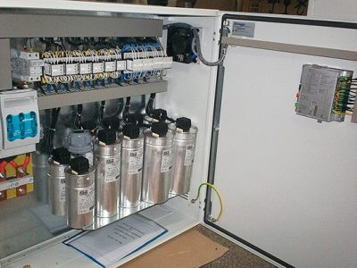 low-voltage-capacitor-banks